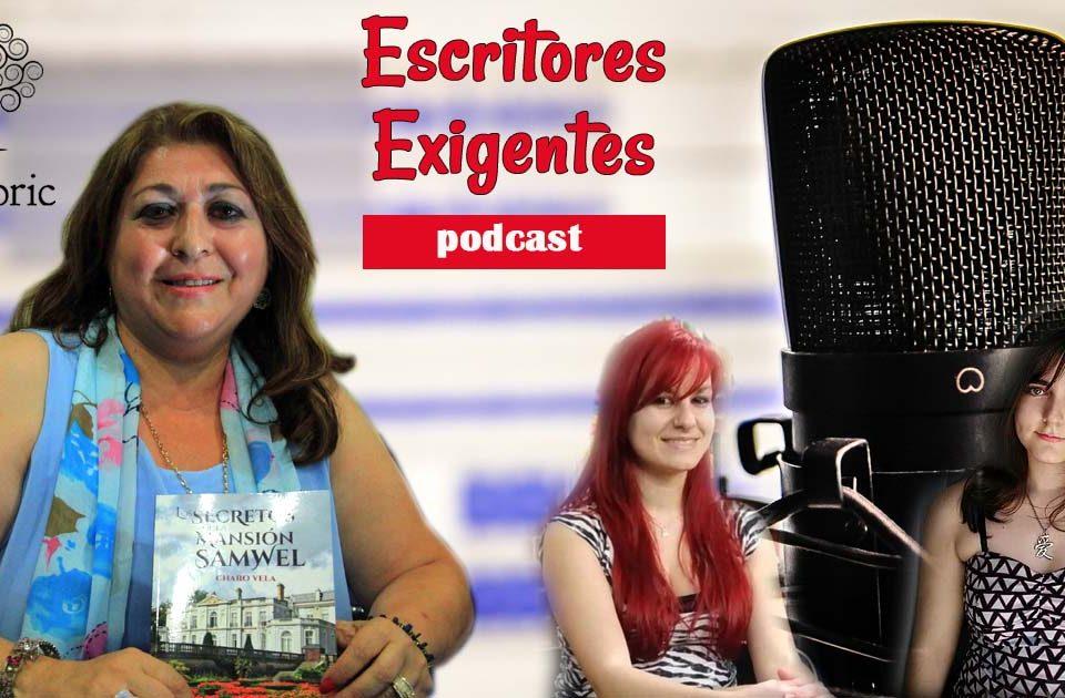 Podcast para escritores Exigentes - Novela de misterio + Blogs literarios