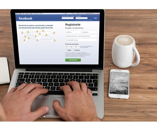 La guía para crear una página de facebook para escritores