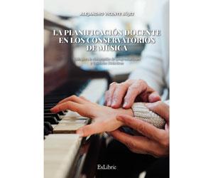 Libro planificación docente en conservatorios de música