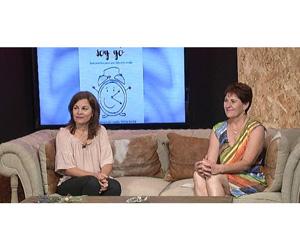 Entrevista a escritoras Beatriz González y María Teresa Schöb televisión de Marbella