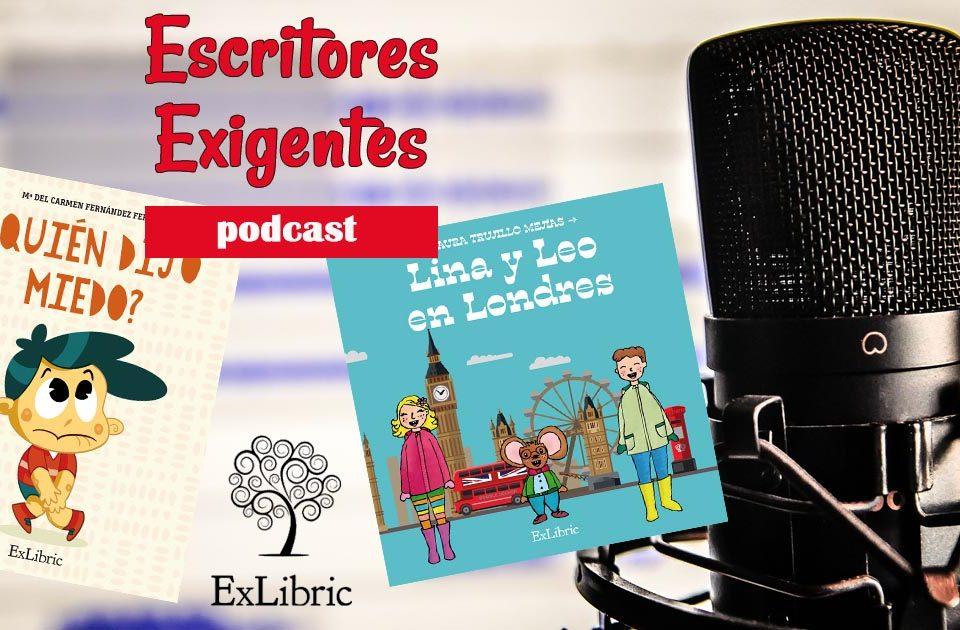 Podcast Libro Infantil + Corrección