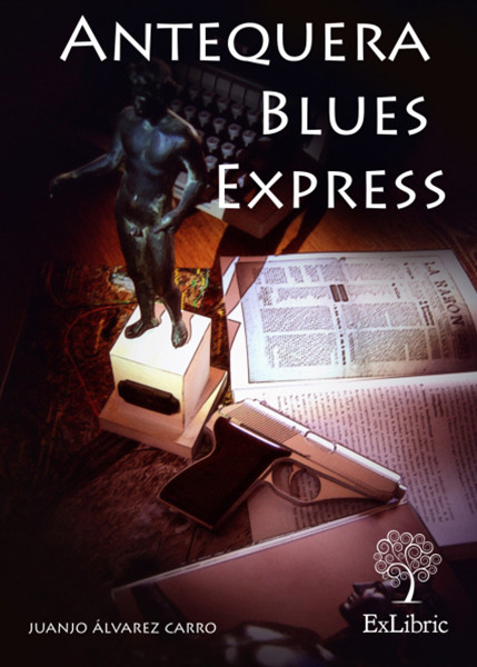 antequera Blues express Libro