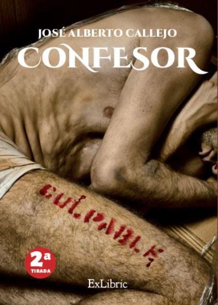 Confesor, novela de José Alberto Callejo