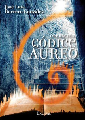 Operación Código Aureo Libro