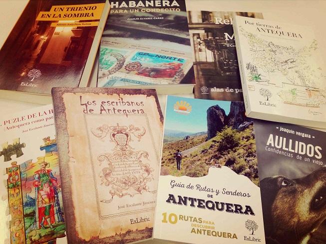 Libros de Antequera