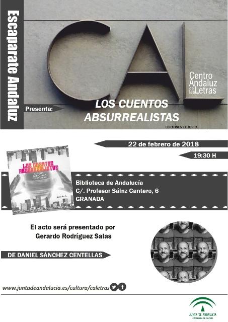 Libro relatos cortos Granada