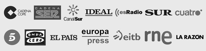 Medios de comunicación con noticias de Exlibric