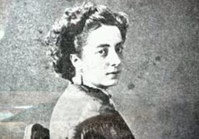 La musa de Bécquer, Julia Espín.