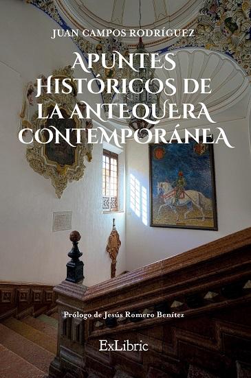 Libro historia Antequera