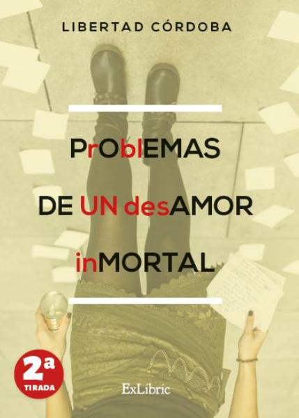 Libertad Córdoba presenta 'Problemas de un desamor inmortal'