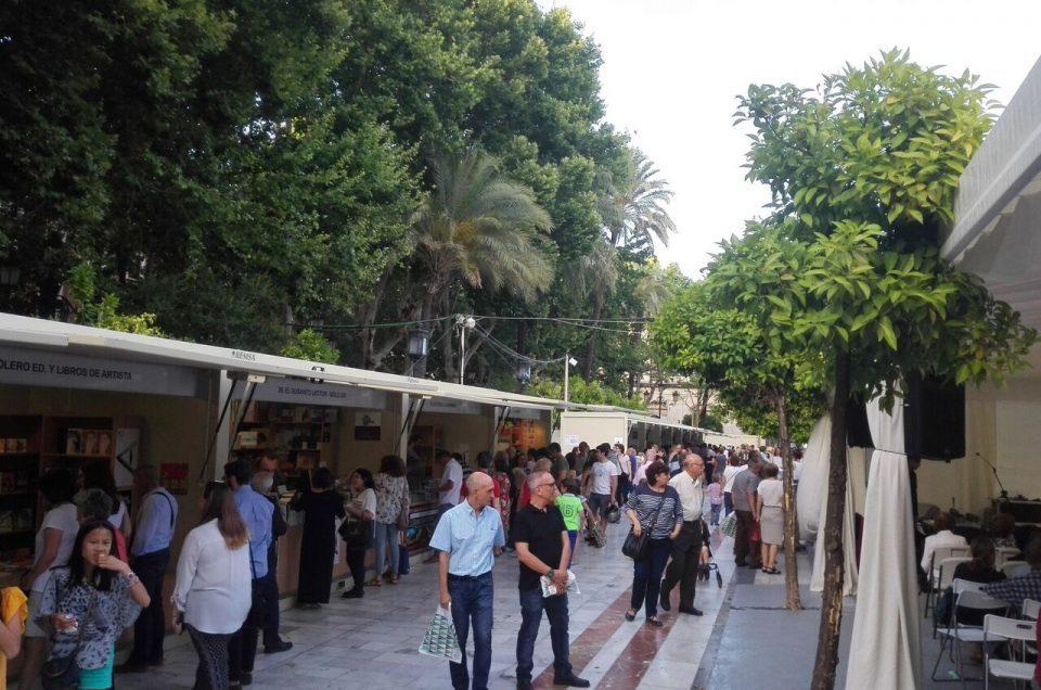 Feria Libro Sevilla 2018