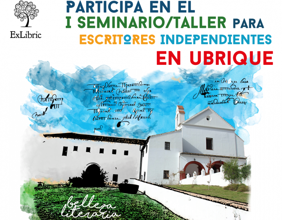 Publicar un libro Ubrique