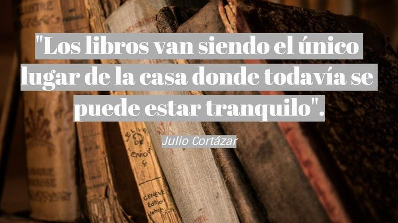 Frases Julio Cortázar Editorial Exlibric