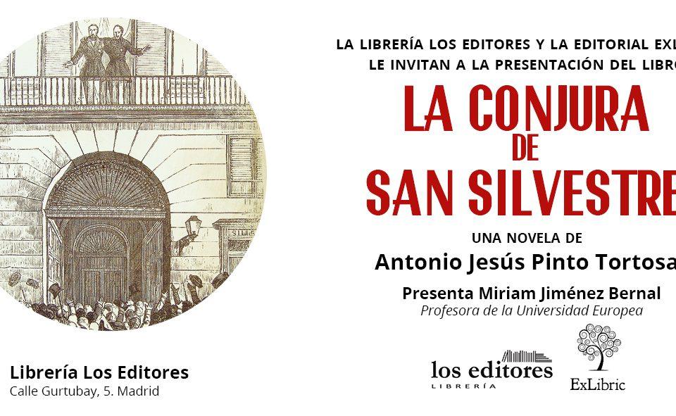LA_CONJURA_DE_SAN_SILVESTRE_Madrid_LOS_EDITORES