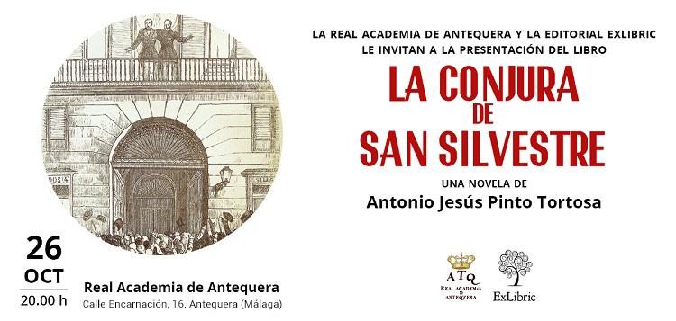 Cartel presentación Conjura de San Silvestre