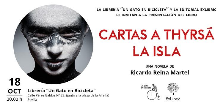 Presentación Cartas a Thyrsá en Sevilla