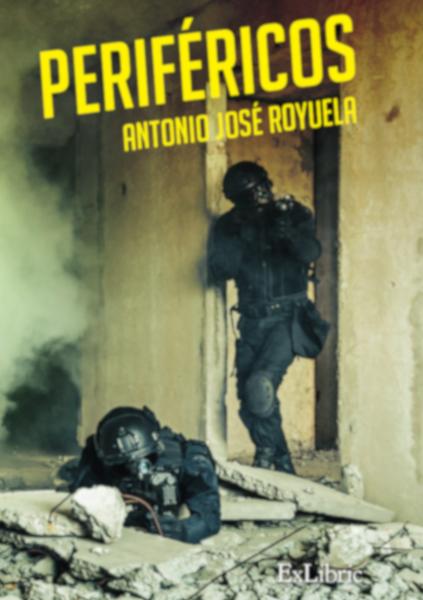 Periféricos, libro de intriga policíaca