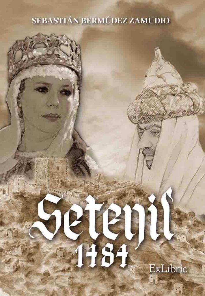 Setenil 1484, libro de editorial ExLibric