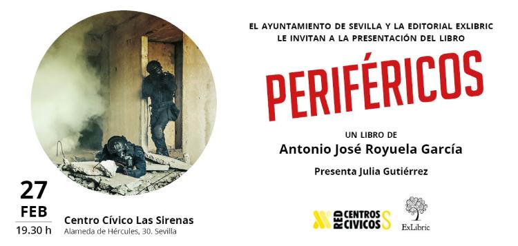 Sevilla acoge la presentación de 'Periféricos'