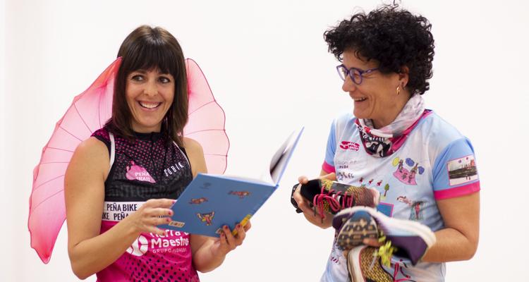 Las autoras de 'El cuento de la Peña Trail' nos desgranan las claves de su libro