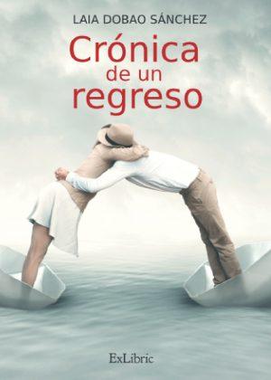 Editorial ExLibric publica 'Crónica de un regreso', poemario de Laia Dobao