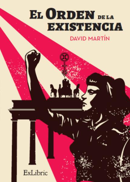 El orden de la existencia, libro de David Martín