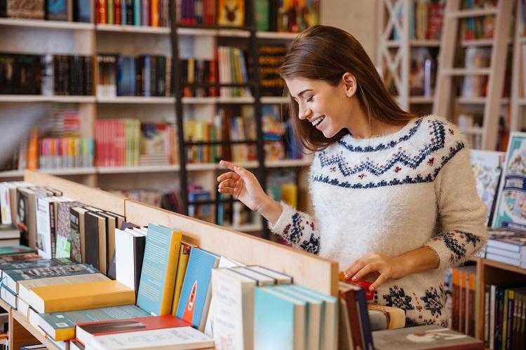 Varios consejos para realizar la compra perfecta de libros.