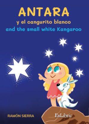 Ramón Sierra presenta Antara y el cangurito blanco