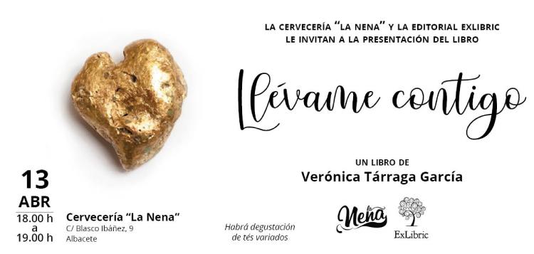 'Llévame contigo' se presenta en Albacete