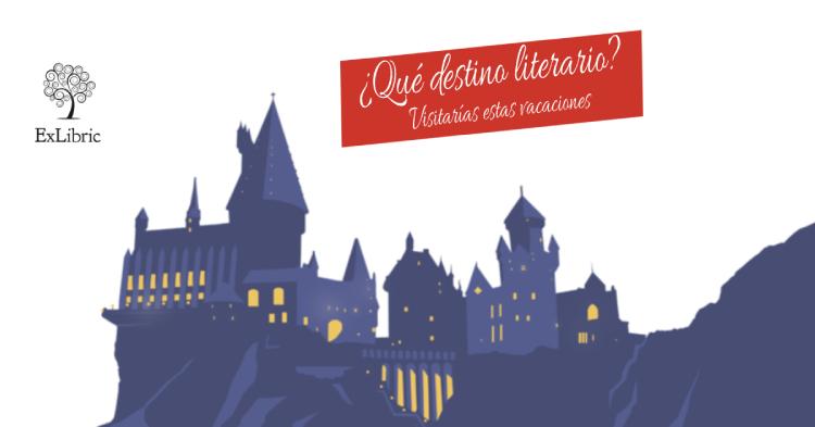 ExLibric pone en marcha su concurso #VacacionesLiterarias