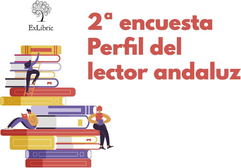 """La 2ª encuesta """"Perfil del lector andaluz revela más datos"""