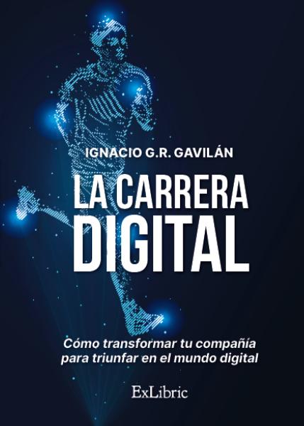 Igancio G.R. Gavilán presenta el libro 'La carrera digital'