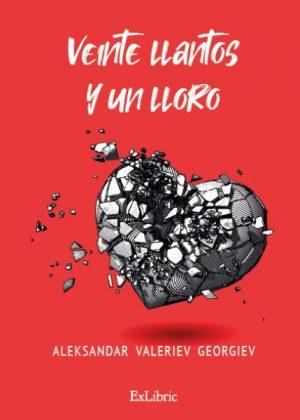 Aleksandar Valeriev presenta 'Veinte llantos y un lloro'