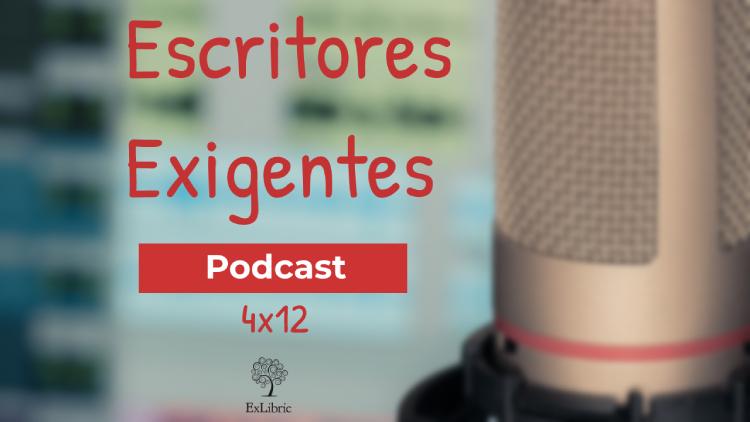 Pepi Florido participa en el nuevo episodio de 'Escritores exigentes'