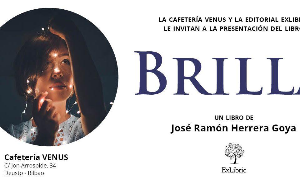 José Ramón Herrera presenta 'Brilla' en Bilbao