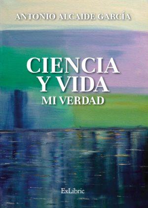 Antonio García presenta la obra 'Ciencia y vida. Mi verdad'.