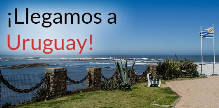 El catálogo de ExLibric llega a Uruguay