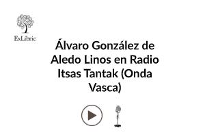 Entrevista de Álvaro González de Aledo en Radio Itsas Tantak