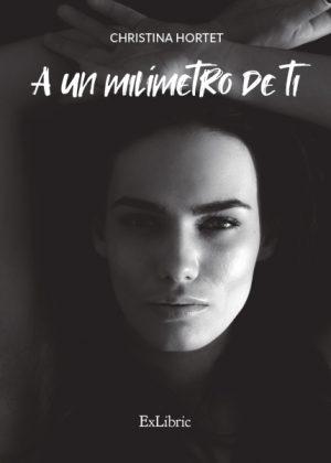 Christina Hortet presenta 'A un milímetro de ti'