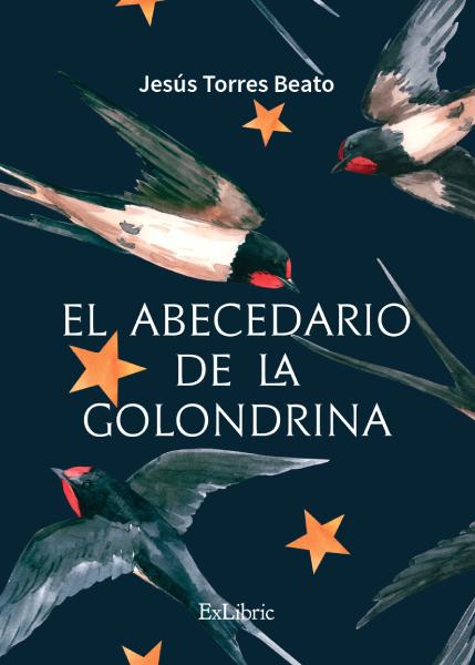 'El abecedario de la golondrina', poemario de editorial ExLibric