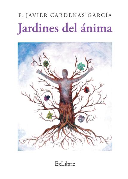 F, Javier Cárdenas presenta su poemario, 'Jardines del ánima'
