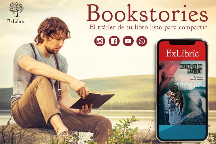 ExLibric presenta los bookstories