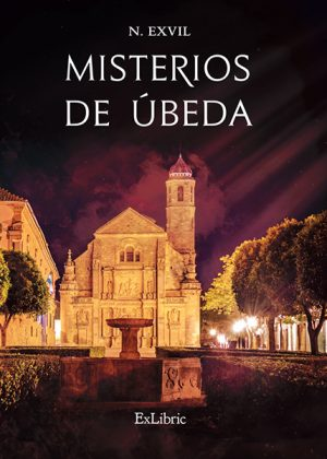 Noelia Expósito presenta su libro de relatos 'Misterios de Úbeda'