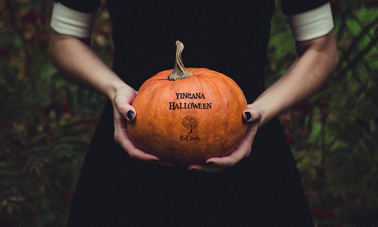 Consigue un ejemplar de 'Cuentos fantásticos para dormir monstruos' en nuestra yincana Halloween 2019
