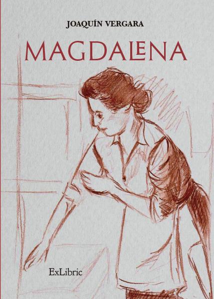 Magdalena, un libro escrito por Joaquín Vergara