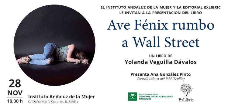 Editorial ExLibric presenta 'Ave Fénix rumbo a Wall Street'