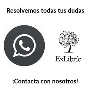 ExLibric te ofrece un servicio WhatsApp