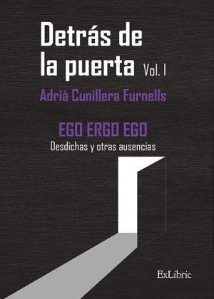 Adrià Cunillera presenta su poemario 'Detrás de la puerta'
