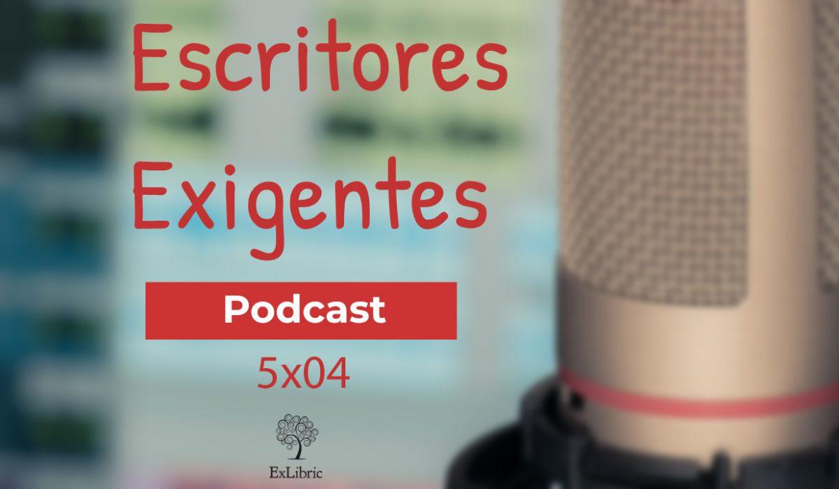 'Escritores exigentes', el podcast de la editorial ExLibric.