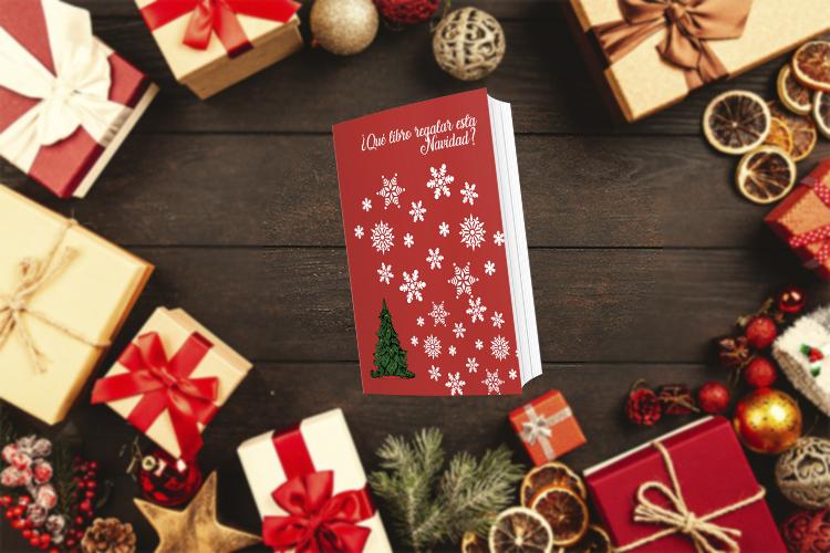 Una lista con los mejores libros para regalar en Navidad